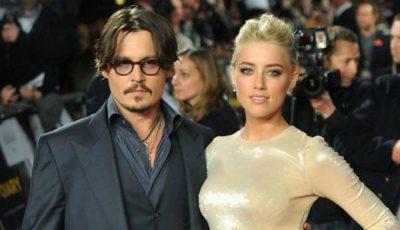 Amber Heard vorbește prima dată despre căsătoria cu Johnny Depp