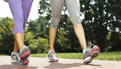 Mersul rapid te ajută să slăbești… mult!