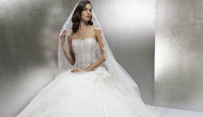 Cum alegi rochia de mireasă de tip prințesă potrivită siluetei tale?