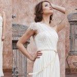 Foto: Rochii de mireasă retro! Un nou stil pentru miresele curajoase
