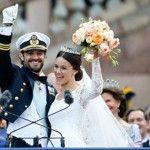 Foto: Nunta anului 2015! Prinţul Suediei a îmbrăcat costumul de mire