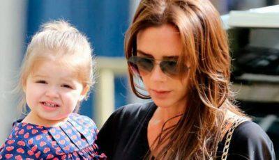 Victoria Beckham vinde ținutele fiicei sale!