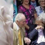 Foto: Şi-au spus ,,Da''! Cum arată cei mai în vârstă miri din lume