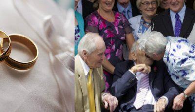 Şi-au spus ,,Da''! Cum arată cei mai în vârstă miri din lume