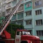 Foto: A căzut de la etajul șase în încercarea de a-și salva copiii