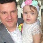 Foto: Cum a fost la cumetria fiicei Corneliei şi a lui Marcel Ştefăneţ