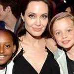 Foto: Angelina Jolie a primit o veste tristă despre fetița ei