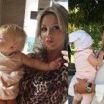 Foto: Cu cine seamănă fiica lui Stas Mihailov?