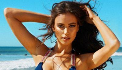 Cum arată Irina Shayk fără photoshop!