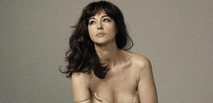 Foto: Monicăi Bellucci îi plac femeile!
