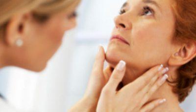 Ce simptome anunţă dereglările de tiroidă
