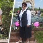 """Foto: Svetlana Dumitrașcu: """" Cu 140 de kg nu încăpeam la volan și a trebuit să slăbesc 75""""!"""