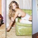 Foto: Zece modele cunoscute s-au dezgolit frumos în cadrul unei ședințe foto!