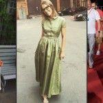 Foto: Xenia Sobceak a dat-o pe rochii de bătrânică!