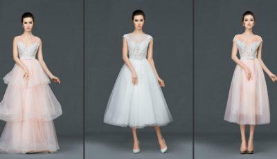Top 14 rochii de mireasă by Olga O' Blanc