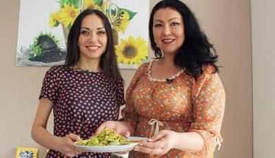 Salata de castraveţi care-ţi lasă gura apă, de la Angela Chelaru