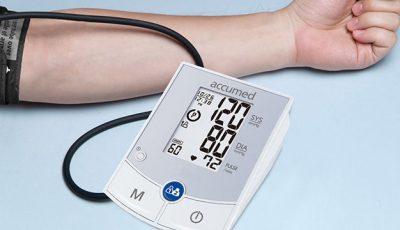 Cum îţi măsori corect tensiunea arterială acasă