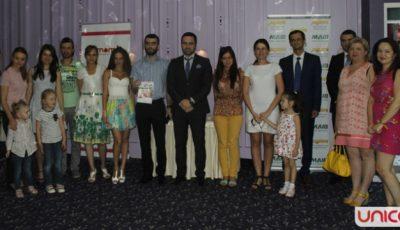 Moldova Agoindbank şi-a premiat clienţii pentru fidelitate