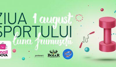 Ziua Sportului la Shopping MallDova