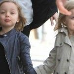 Foto: Ce mari au crescut gemenii Angelinei Jolie! FOTO