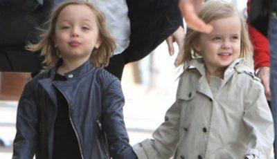 Ce mari au crescut gemenii Angelinei Jolie! FOTO