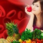 Foto: Dieta în funcţie de grupa sanguină