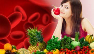Dieta în funcţie de grupa sanguină