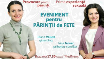 Workshop la Mednews: Să primești concomitent răspunsuri de la un ginecolog și un psiholog este o oportunitate unică