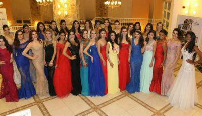 O'Blanc, invitat de onoare la Gala Cină de la Miss Brazilia 2015