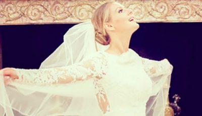 """Maria Kojevnicova din """"Univer"""" a postat câteva poze de la nunta sa!"""