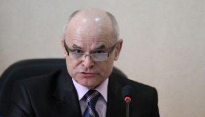 Fostul preşedinte al CCA, Gheorghe Gorincioi, s-a spânzurat