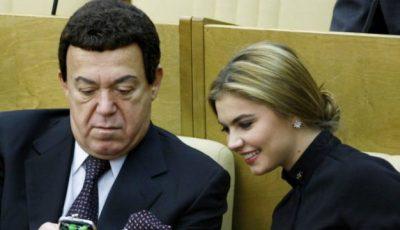 """Iosif Kobzon a confirmat:""""Putin s-a însurat a doua oară"""""""