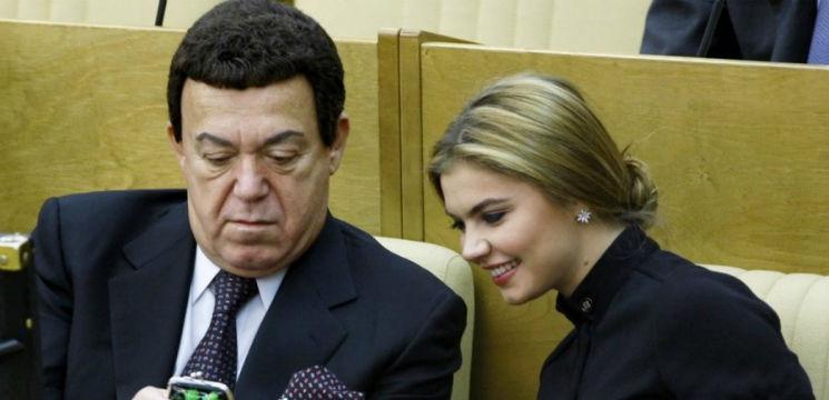 """Foto: Iosif Kobzon a confirmat:""""Putin s-a însurat a doua oară"""""""