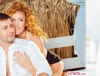 Tatiana Heghea, alături de iubitul ei, într-un pictorial fierbinte