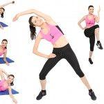 5 exerciții pentru o talie fină!