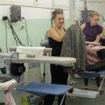 """Foto: Croitoresele din Hâncești rămân fără lucru. """"Armani"""" și """"Versace"""" părăsesc Moldova"""