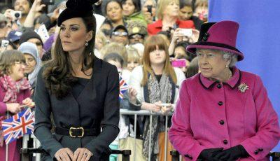 Kate Middleton dansează la bară!