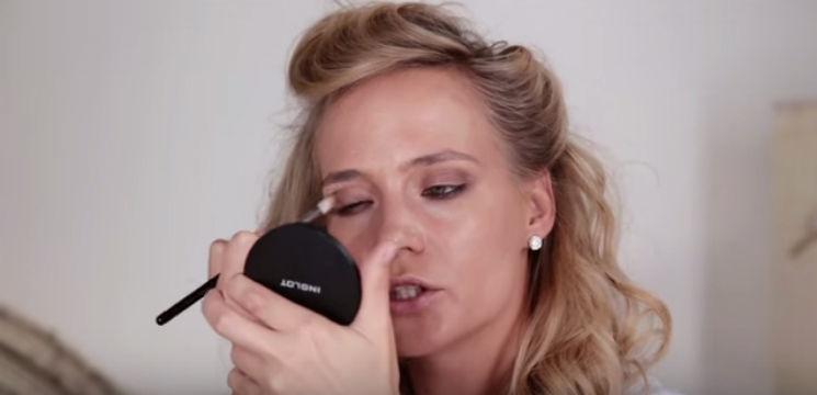 Foto: Video! Lecții de machiaj de la Gluk'oZa