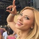 """Foto: Iulia Vântur a renunțat la părul blond. """"Culoarea asta te îmbătrânește"""""""
