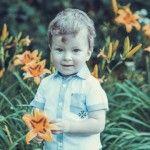 Foto: Vlad Godorozea este câştigătorul concursului Baby Star!