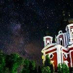 """Foto: Imagini inedite cu """"Ploaia de stele"""" surprinse de un fotograf moldovean!"""