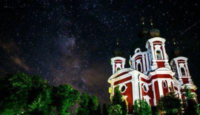 """Imagini inedite cu """"Ploaia de stele"""" surprinse de un fotograf moldovean!"""