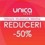 Foto: Mega promoție la Unica Sport în primele 3 zile de septembrie!