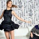 Foto: Nepoata Sofiei Rotaru, imaginea casei de modă Armani!