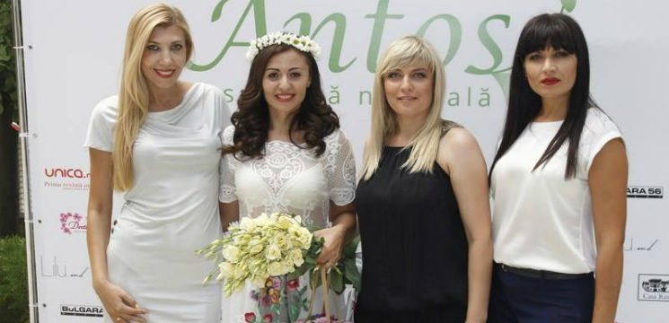"Foto: Video! ""Miss Naturalețe"", premiată de Compania Antos!"