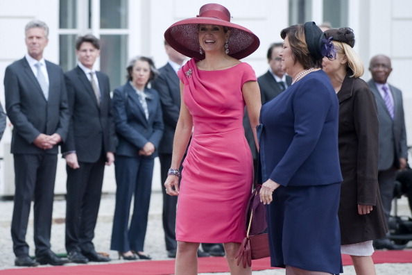 King Willem-Alexander And Queen Maxima Of The Netherlands Visit Warsaw