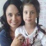 Foto: Andreea Marin îşi creşte fiica după reguli stricte