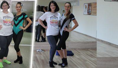 A slăbit 53 de kilograme pentru o transformare uluitoare!