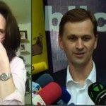 """Foto: Ionela Hadârcă îl parodiază pe Drăguțanu: """"Rămân fără lucru 3.000 de oameni. Este haios!"""""""