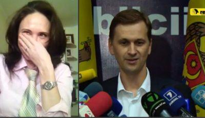 """Ionela Hadârcă îl parodiază pe Drăguțanu: """"Rămân fără lucru 3.000 de oameni. Este haios!"""""""